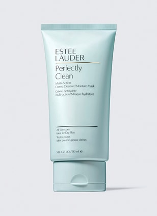 Perfectly Clean Multi-Action Crème Cleanser/Moisture Mask